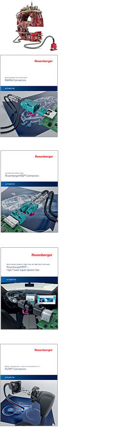 New Automotive Publications