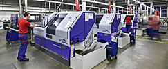 CNC Single Spindel Machines