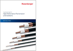 Site Solutions Coaxial Feeder Catalog