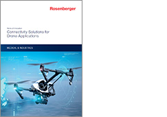 Solutions for Drone Applications