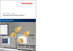 Waveguide-to-Coaxial Adaptors for Low-Loss Transmission up to 110 GHz