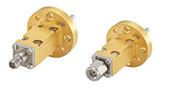 Waveguide-to-Coaxial Adaptors